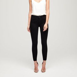 L'Agence Margot jeans in noir (black)